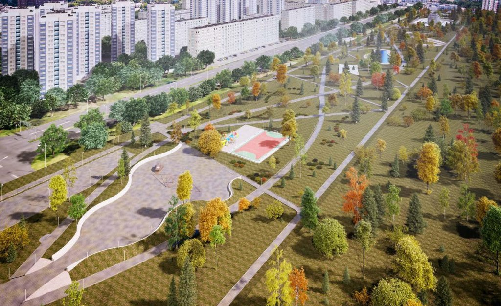 На вывоз бетонолома с площадки сквера на Революционной требуется 18 млн рублей