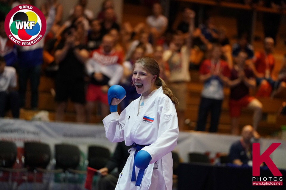 Тольяттинка завоевала путевку на Олимпийские игры