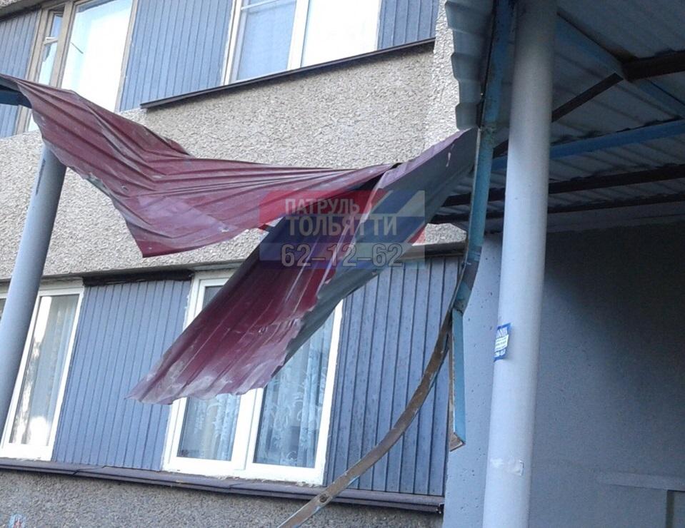 В Тольятти падение с высоты с религиозным уклоном