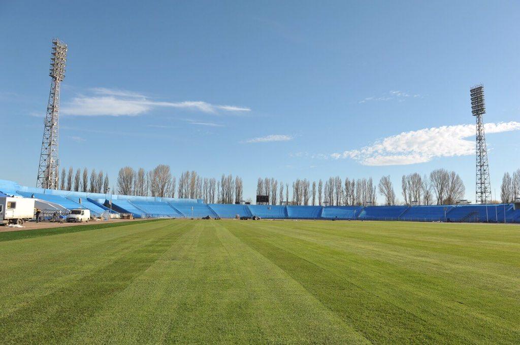Стадион «Торпедо» продолжат улучшать
