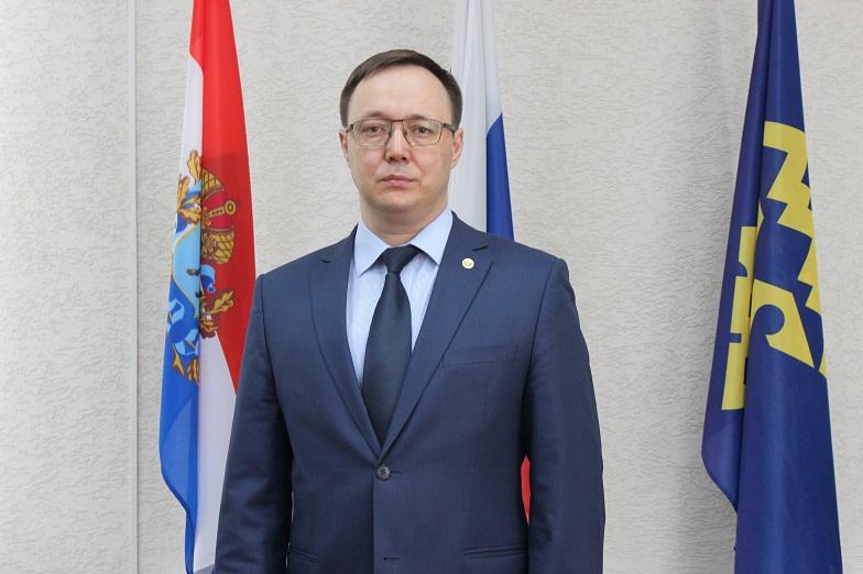 Поздравление председателя Думы г.о. Тольятти с Днём Военно-морского флота России