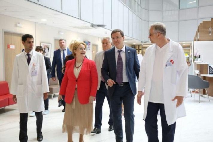 В Тольятти могут создать новый сосудистый центр