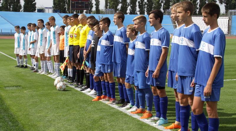 В Тольятти стартовал кубок РФС среди юношеских команд