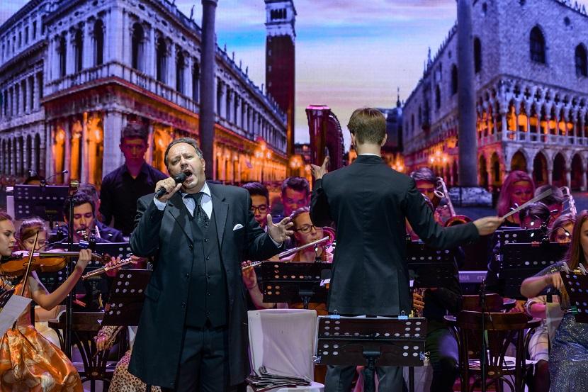 Грандиозным концертом завершился Фестиваль музыки и искусств «Тремоло»