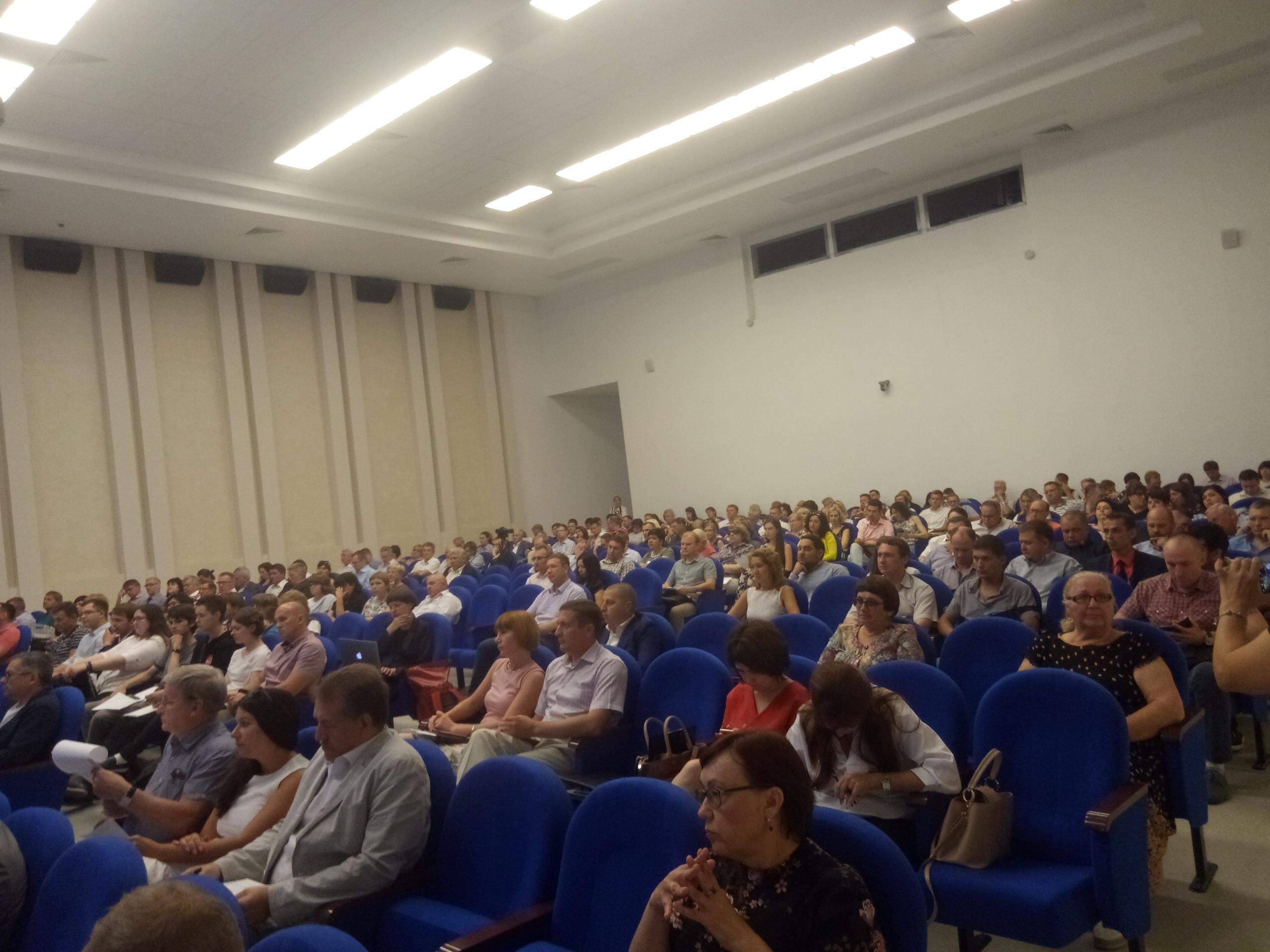 Предварительный вариант стратегии развития Тольятти вызвал вопросы
