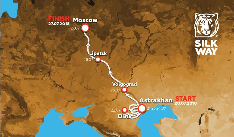 Тольяттинцы выйдут на старт легендарного ралли-марафона