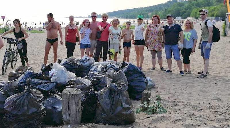 Чистый берег – это просто