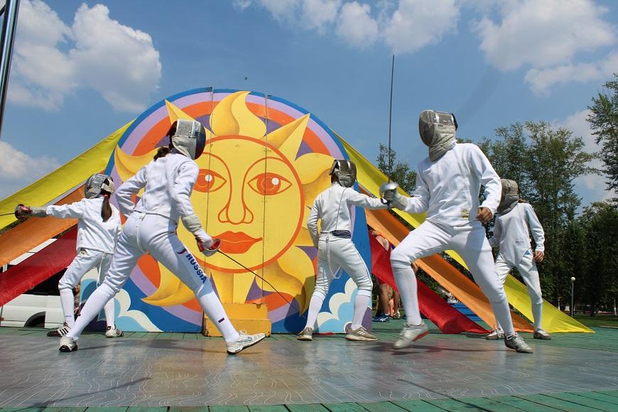 В Тольятти стартовали «Яркие выходные»!