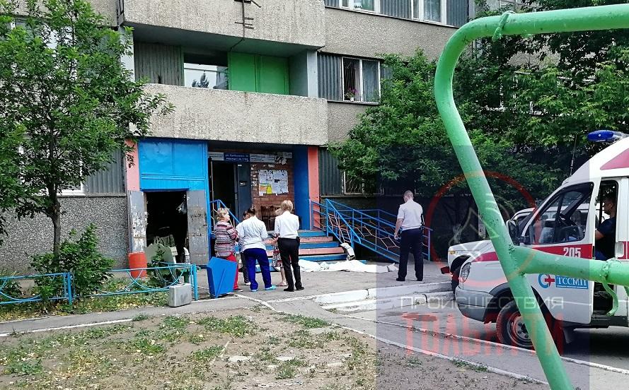 В выходные двое тольяттинцев разбились насмерть, упав с высоты