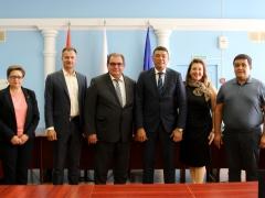 Власти Тольятти приняли делегацию Узбекистана