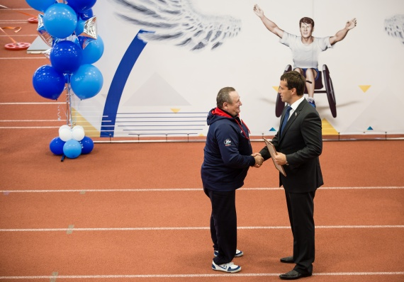 Региональному центру адаптивного спорта в Сургуте исполнился один год // ФОТОРЕПОРТАЖ