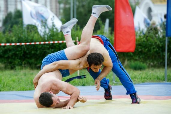 Масштабное празднование Дня физкультурника может стать традиционным для Сургута // ФОТОРЕПОРТАЖ