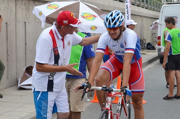 Велогонщик из Тольятти выиграл спринт на чемпионате России среди слабослышащих
