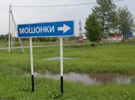 Большой Смердяч, Добрые Пчёлы и Мошонки: названы «самые весёлые в России» названия населённых пунктов