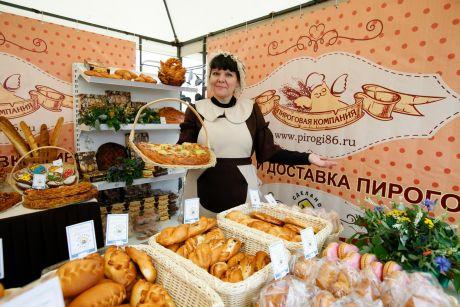 На «Фестивале спорта» 28 предпринимателей представили свою продукцию под брендом «Сделано в Сургуте»