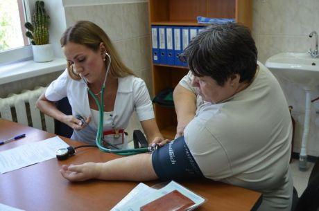 Сургутские кардиологи назначают лечение жителям отдаленных поселков района