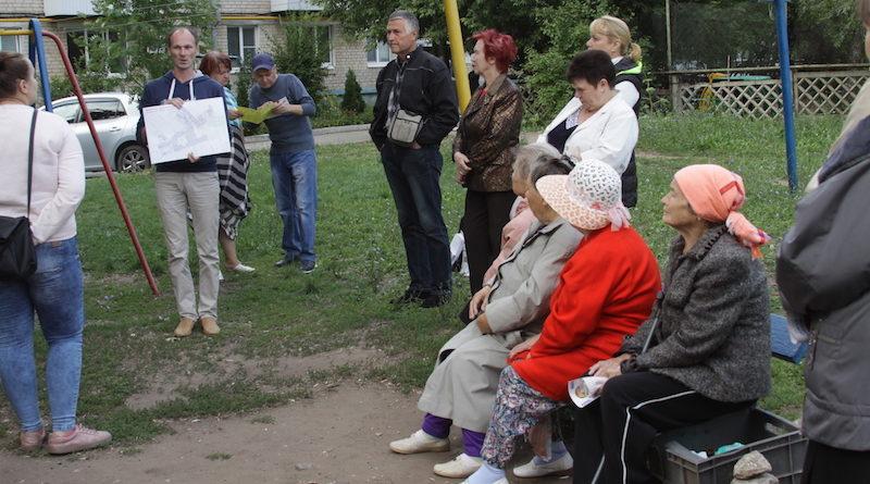 В Тольятти появятся новые детские площадки