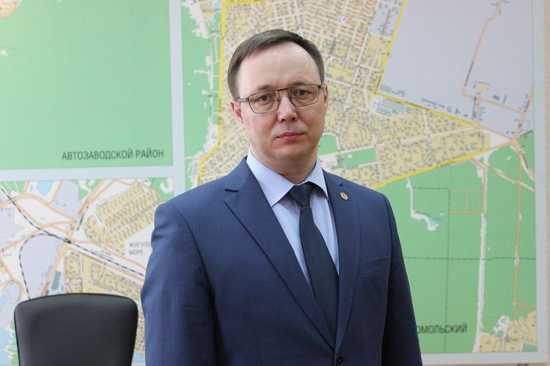Поздравление Думы Тольятти с Днем строителя
