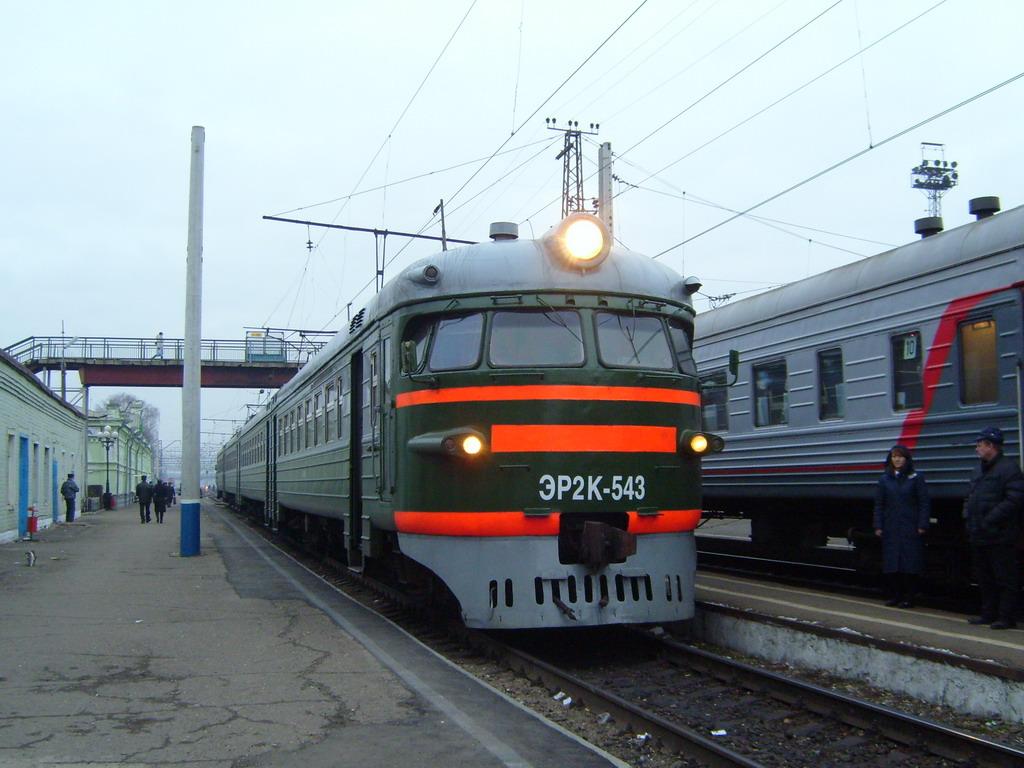 Дмитрий Азаров рассказал о реализации проекта скоростной железной дороги между Тольятти и Самарой