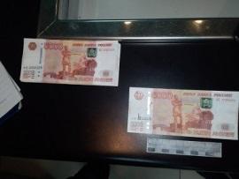 Появились подробности о задержании тольяттинского фальшивомонетчика