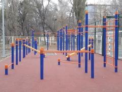 К началу учебного года в Тольятти откроются новые спортплощадки