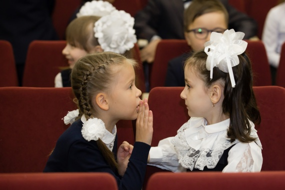 Анастасия Якупова: 13 первых классов под одной крышей // ФОТО