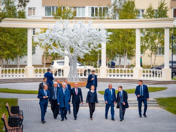 В Югру сегодня прибудет глава РПЦ патриарх Московский и всея Руси Кирилл