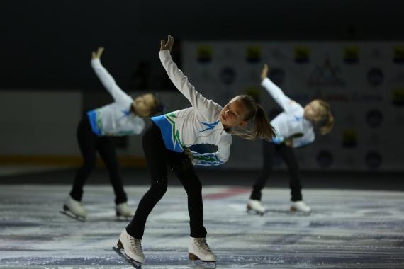 Константин Шперлинг: В Сургуте стартовал ледовый сезон 2018-2019 // ФОТОРЕПОРТАЖ