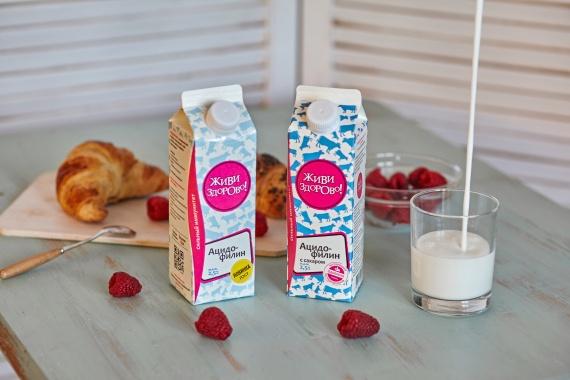 Молоко с доставкой на дом: удобный сервис от «Золотых лугов»