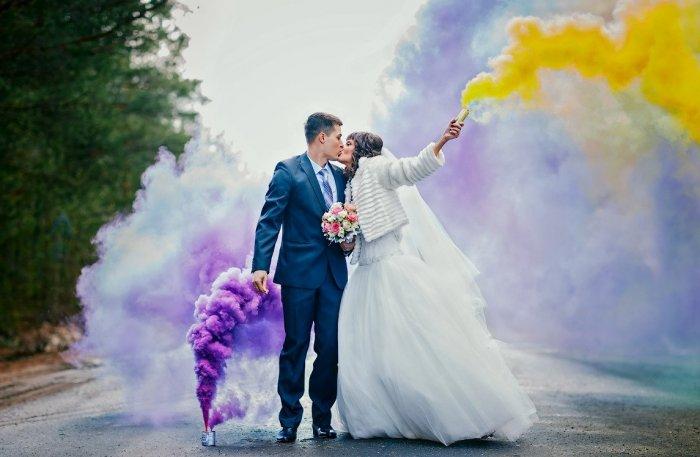 Фотограф на свадьбу – качественная фотосессия