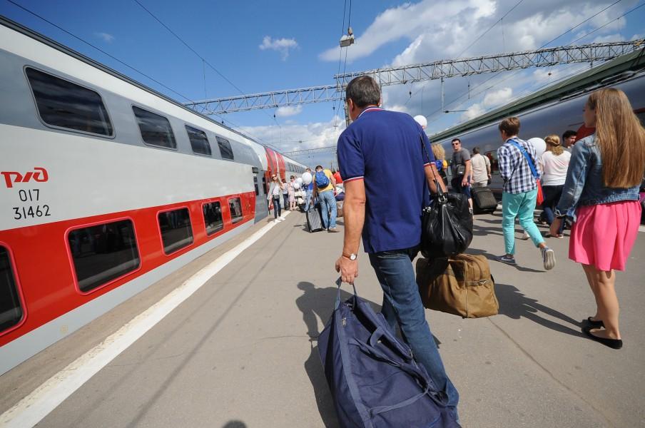 Билеты на новый поезд Самара — Казань будут стоить от 750 рублей
