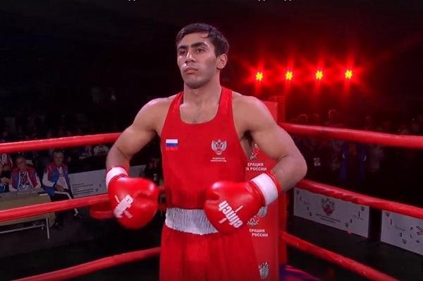 Тольяттинец выиграл чемпионат ПФО по боксу