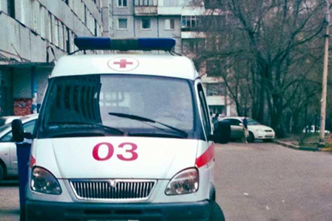В Тольятти «скорая» спасала девочку, выпившую уксус