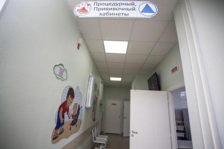 В сургутских новостройках откроются три филиала местных поликлиник