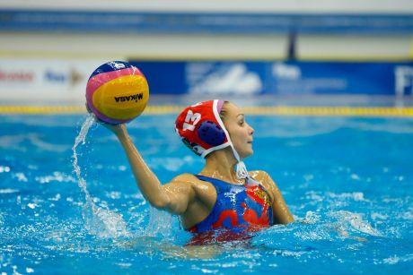Сборная России по водному поло вышла в полуфинал Кубка мира в Сургуте