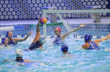 В финале Кубка мира мира по водному поло - Россия и США