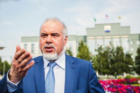Вадим Шувалов, глава Сургута: Тюменская область - не чужой для нас регион