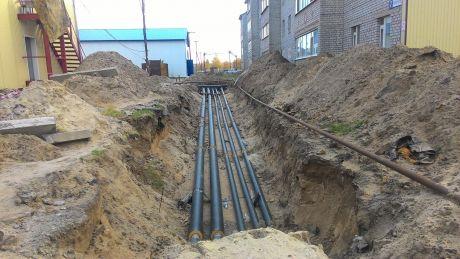 В Сургутском районе завершается подготовка инженерных сетей к зиме