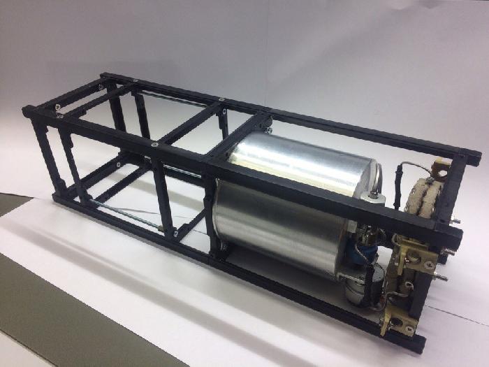 Самарские ученые изобрели космический двигатель на водке