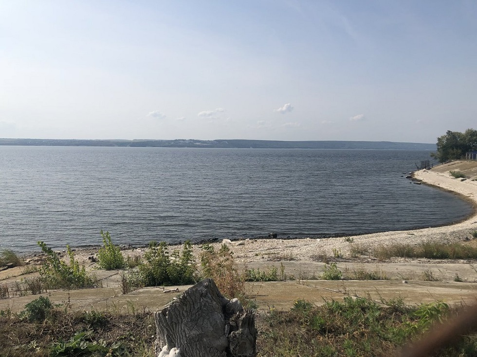 Самарский чиновник показал место строительства нового моста через Волгу у Тольятти