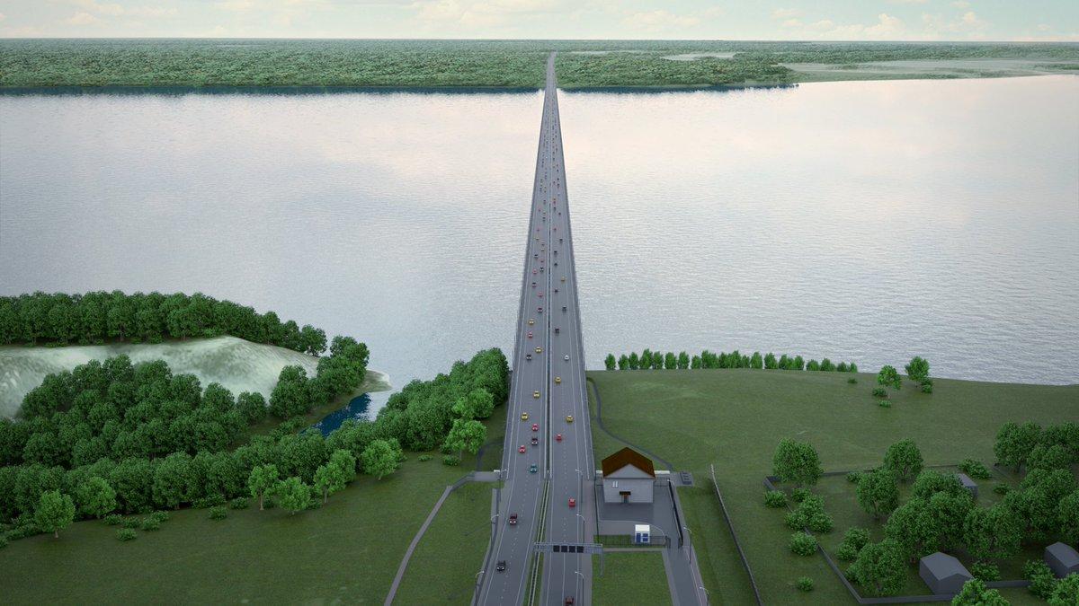 Неделя Тольятти: Мост через Волгу одобрен, открыты новые скверы, трагедия на заводе