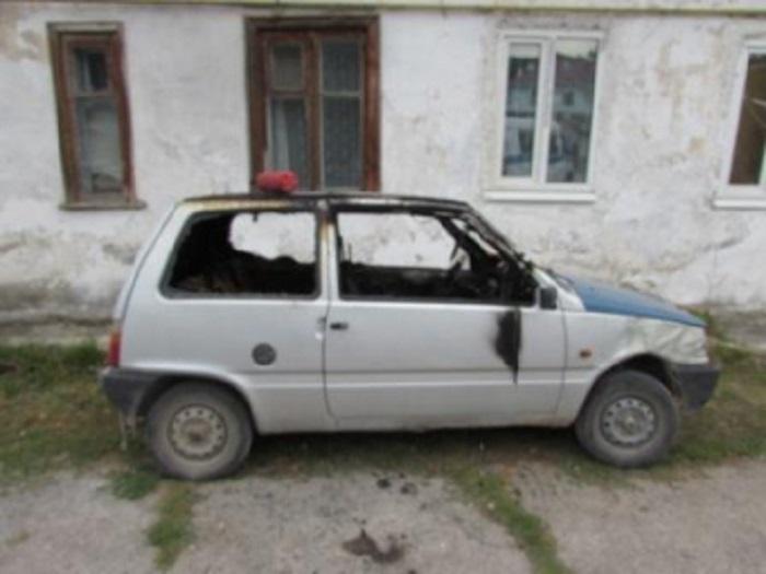 Жительница Жигулевска сожгла машину подруги из-за конфликта