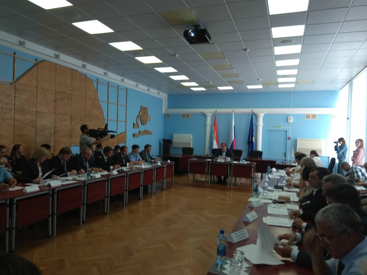 В Тольятти обсудили пути решения проблемы загрязнения городского воздуха