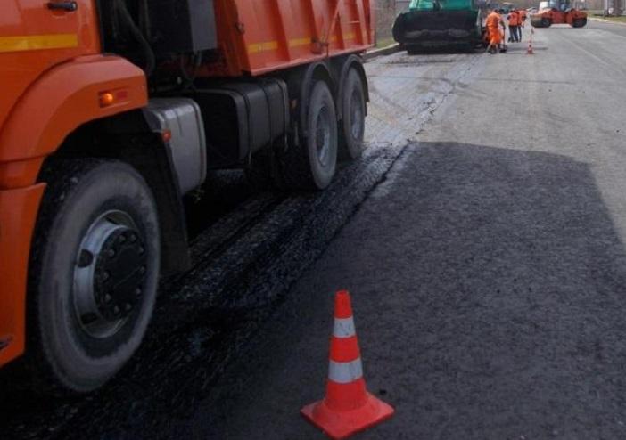 На дороге к Подстепкам возможны заторы. Начинается ее ремонт