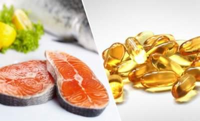 Названы лучшие источники жирных кислот омега-3