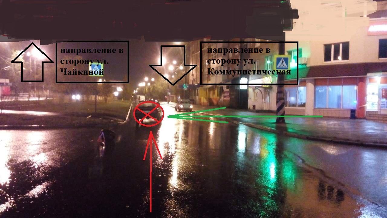 В Тольятти на пешеходном переходе сбили девочку. Она в больнице