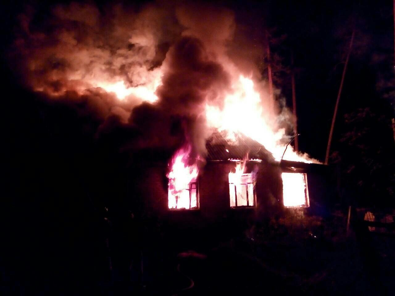 Власти Тольятти окажут помощь семьям, пострадавшим от пожара в санатории «Лесное»