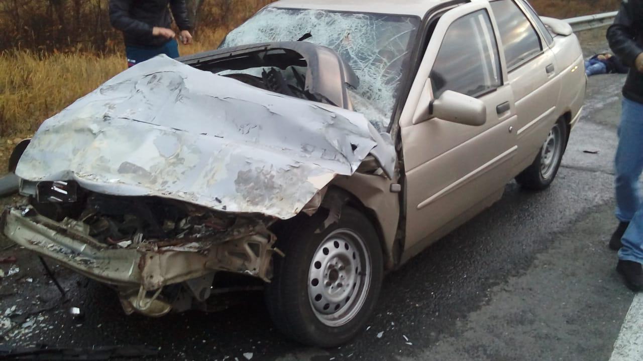 Один человек погиб и двое в больнице после аварии на трассе М-5 под Тольятти