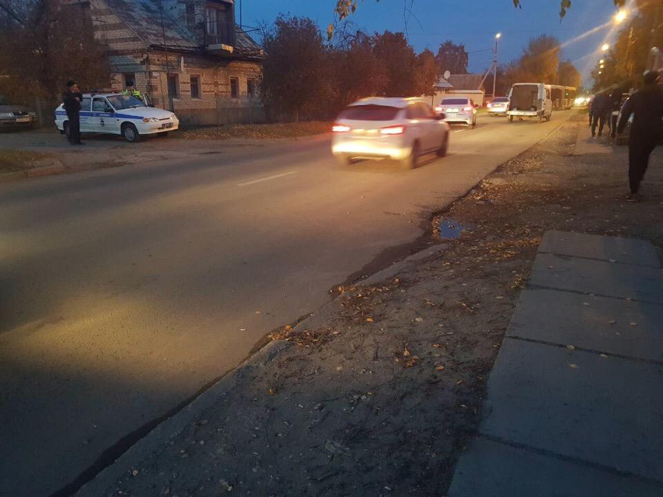 Маленький тольяттинец попал в больницу без сознания после ДТП