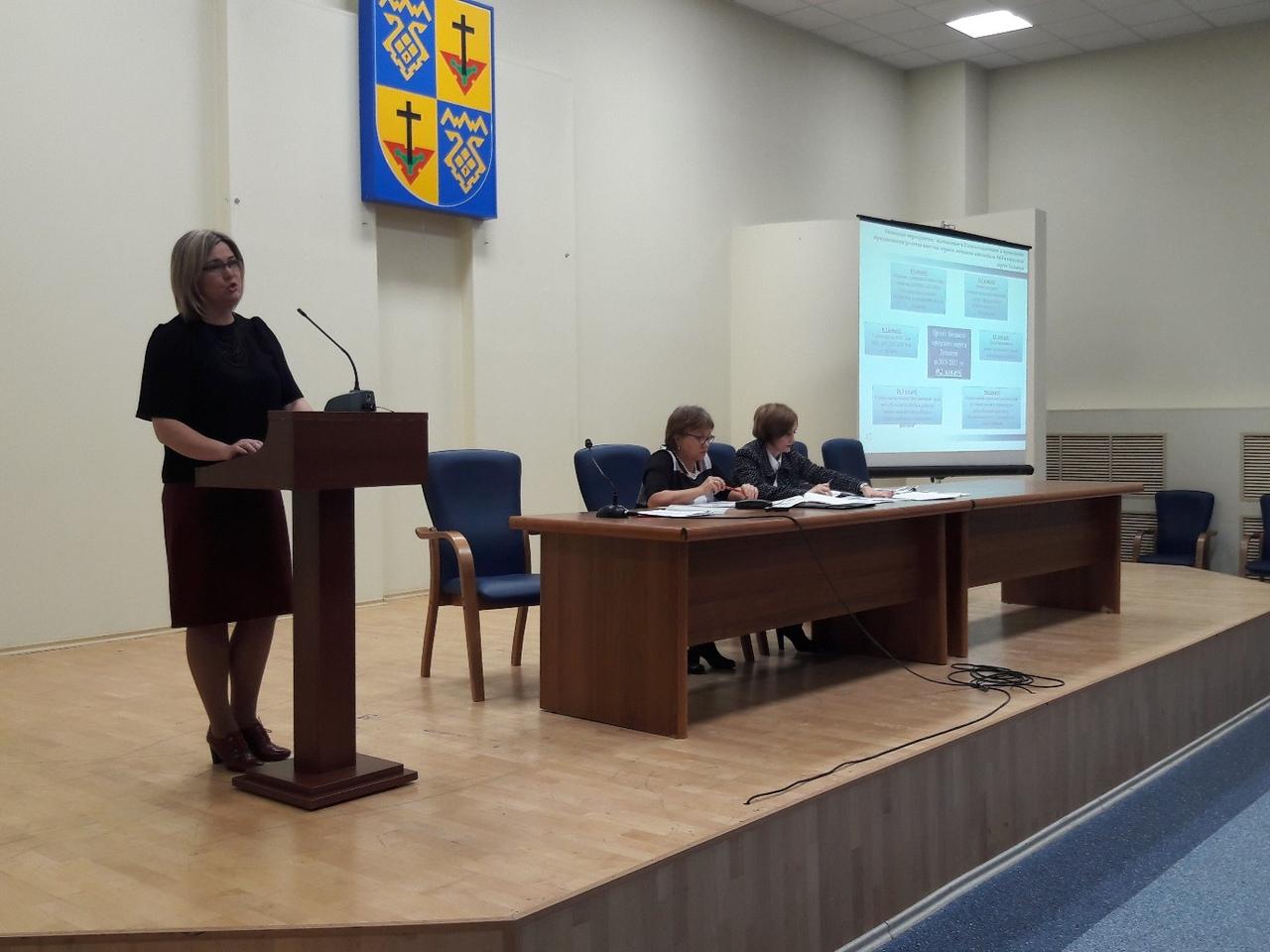 На публичных слушаниях представили проект бюджета Тольятти на 2019 год